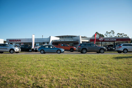 the big garage bairnsdale